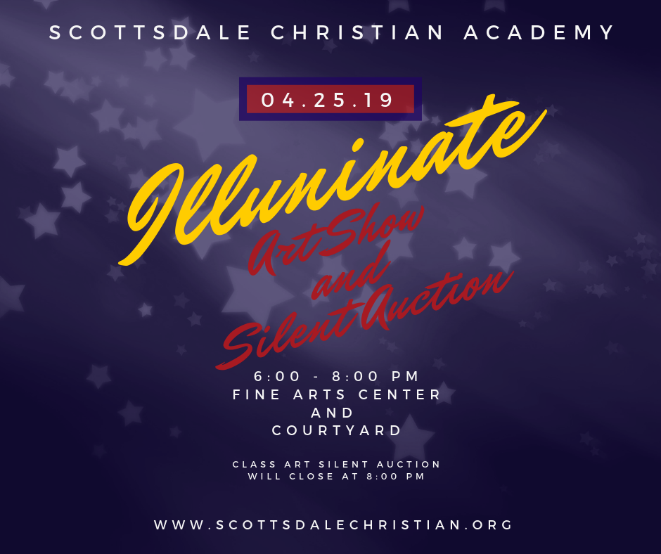 2019 Art Show and Auction | Scottsdale Christian Academy